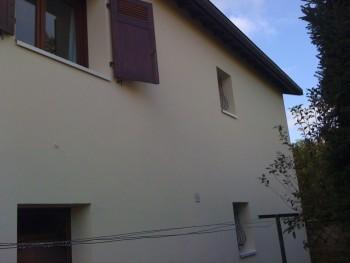 Devis entreprise isolation facade exterieur lyon maison for Isolation facade exterieur